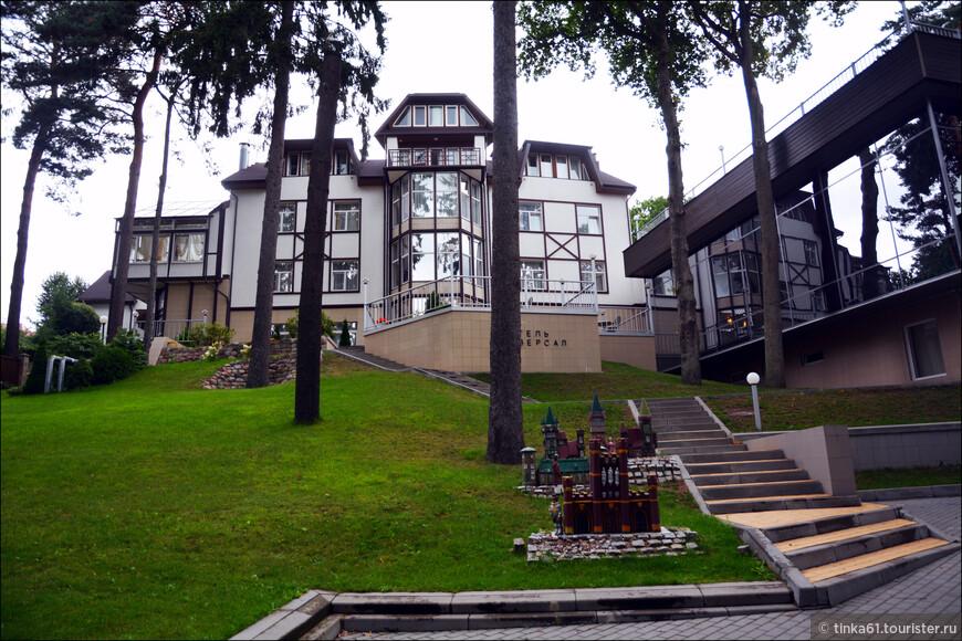 Отель Универсал.