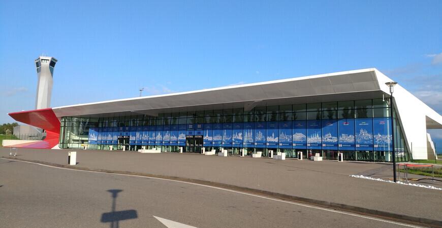 Международный аэропорт Кутаиси имени Давида Строителя