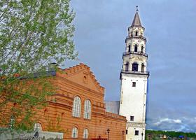 Невьянский историко-архитектурный музей