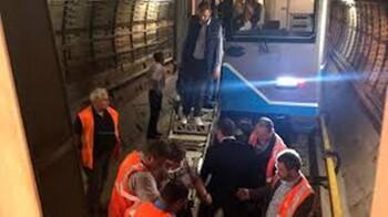 Из-за сбоя в метро Москвы под землёй были заблокированы около 1000 пассажиров