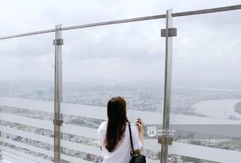 В самом высоком здании ЮВА открылась смотровая  площадка
