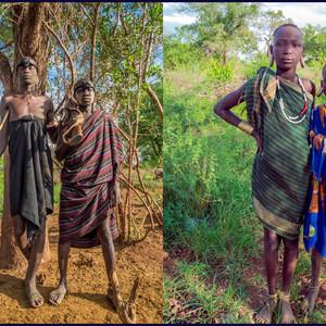 Незабываемая Эфиопия. Племена-люди и лица