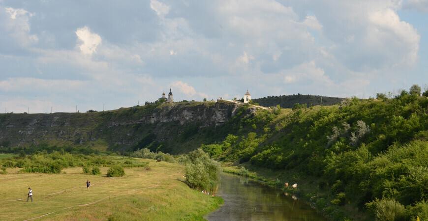 Историко-археологический комплекс Старый Орхей (Orheiul Vechi)