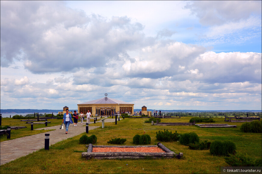 Музей Волжской Булгарии.