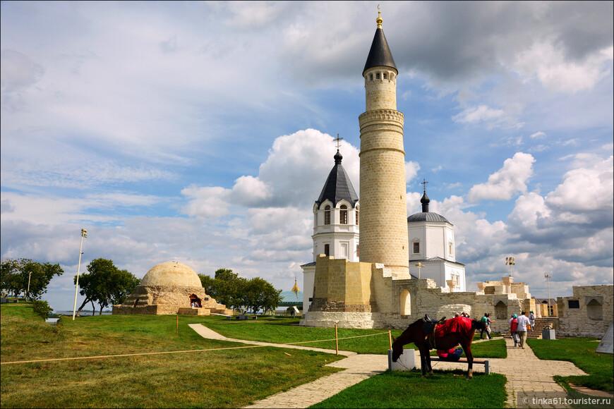 Комплекс Соборной Мечети с Большим Минаретом.