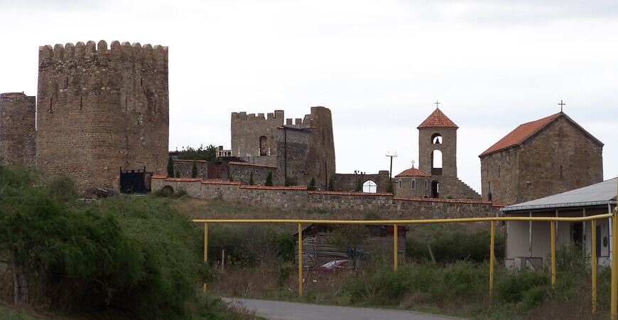 Крепость Самцевриси