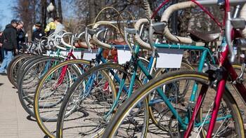 РЖД запустят услугу проката велосипедов от ж/д вокзалов