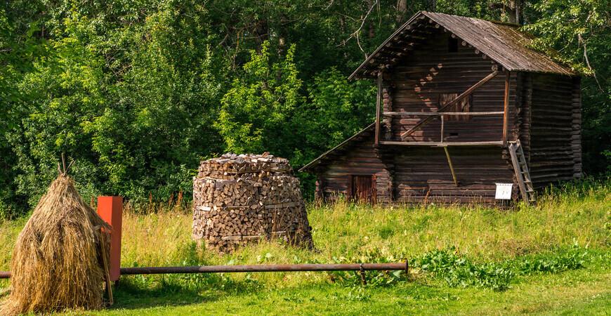 «Костромская слобода» (Музей деревянного зодчества в Костроме)