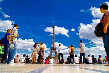Среди россиян растёт доля самостоятельных туристов