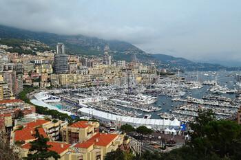 Турпоток из РФ в Монако вырос почти на 40%