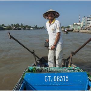 Кантхо — Жизнь на воде в дельте Меконга (ч1)