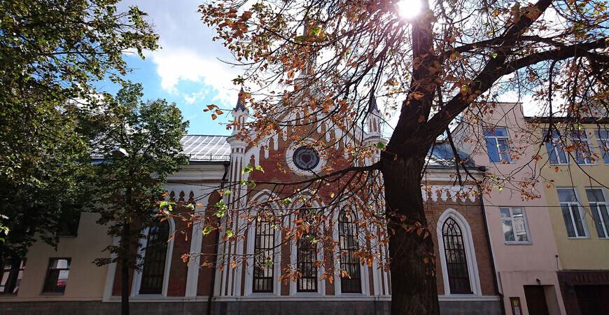 Церковь Святой Екатерины в Казани
