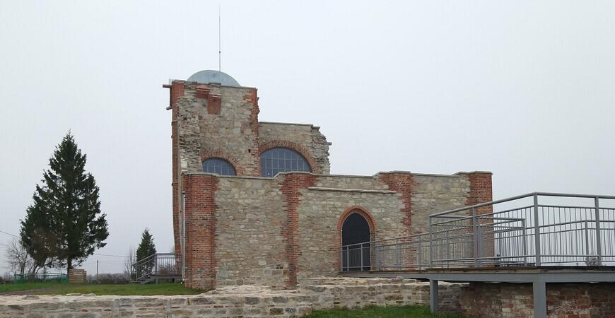 Рюриково Городище в Великом Новгороде