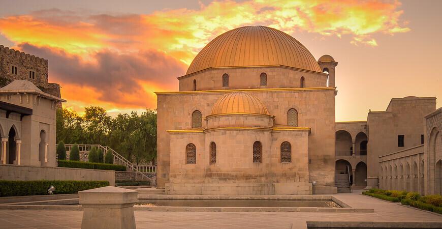Мечеть Ахмедийе