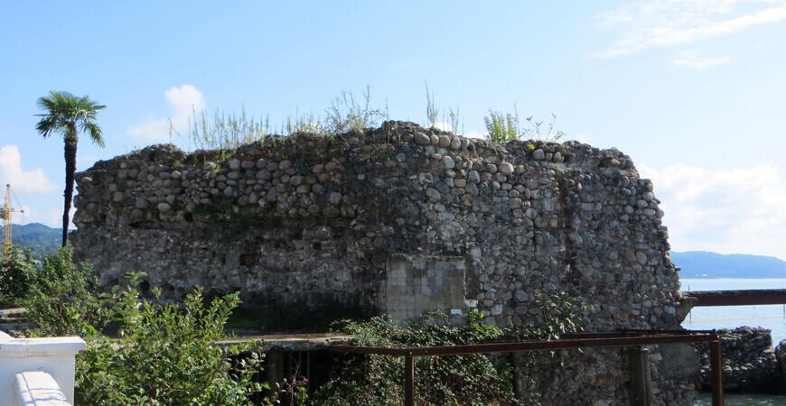 Сухумская крепость (Черноморская Атлантида)