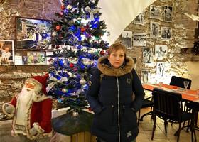 Таллин под снегом