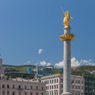 Статуя Георгия Победоносца