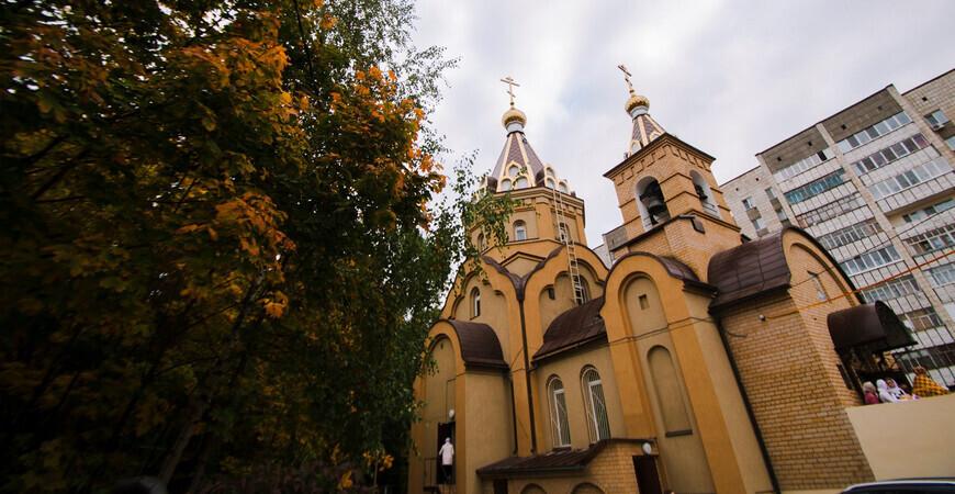 Храм Святых мучениц Веры, Надежды, Любови и матери их Софии в Казани