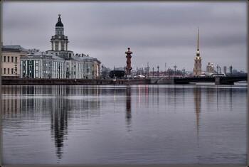 В Петербурге серфер попал под метеор в Финском заливе