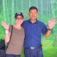Турист Анастасия Мом (Nastiaangkor)
