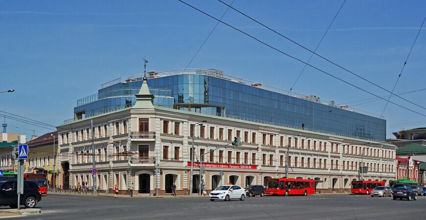 Дом купца Апакова