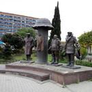 Памятник «Мимино»