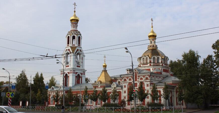 Варваринская церковь в Казани