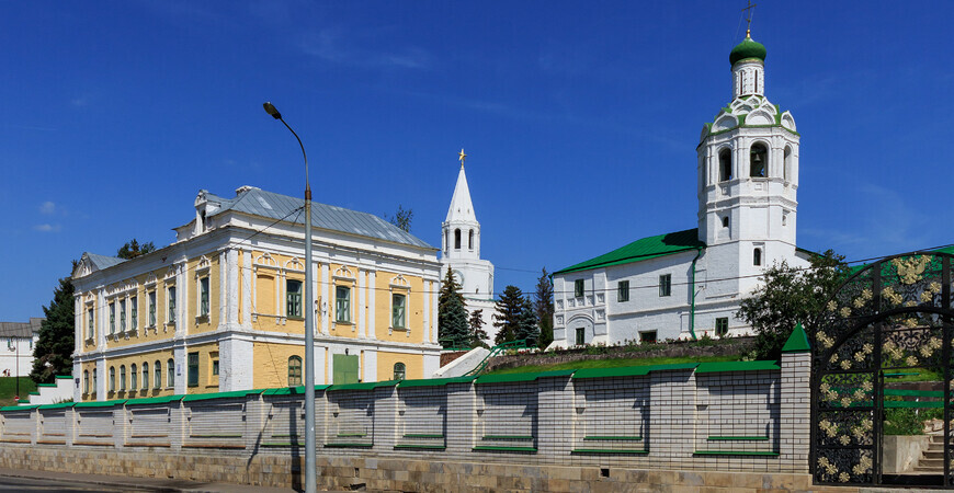 Казанский Иоанно-Предтеченский мужской монастырь