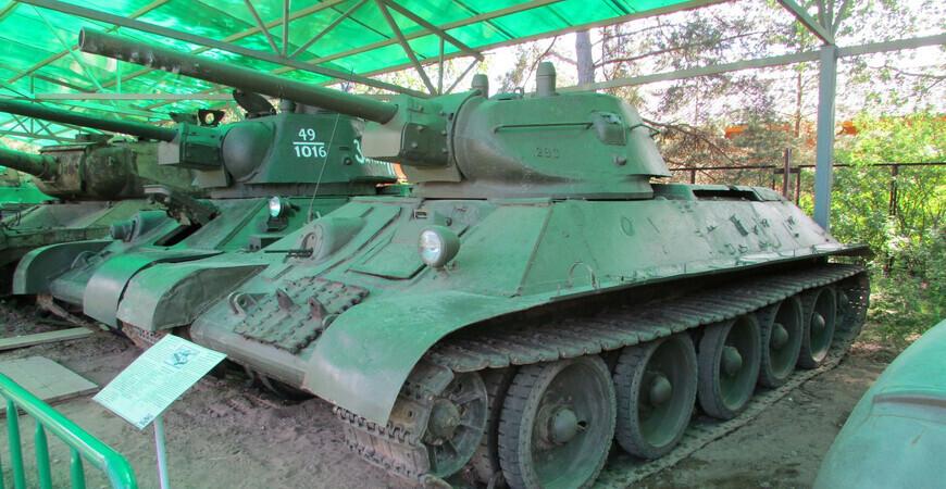 Военно-технический музей в Черноголовке