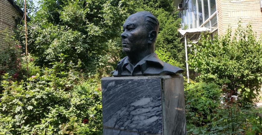 Мемориальный дом-музей Урала Тансыкбаева в Ташкенте