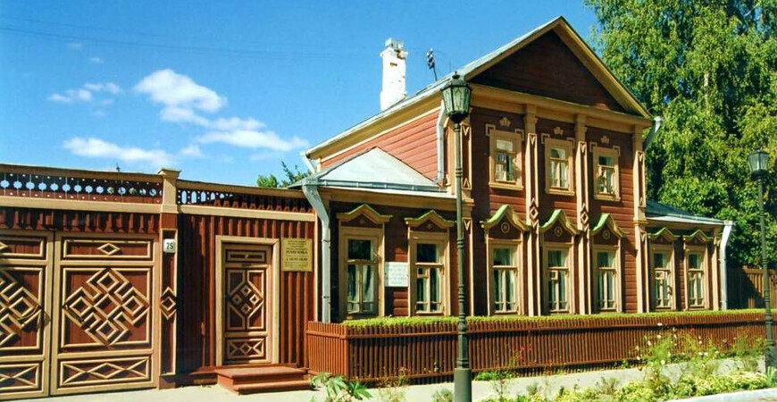 Музей Павлова в Рязани