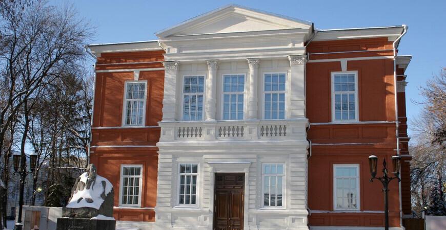 Художественный музей имени Радищева в Саратове