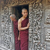 Тиковый монастырь Швенандо, Мандалай