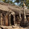 Пещерно-храмовый комплекс По Вин Даунг, Монива