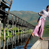 Прогулочный мост, озеро Инле