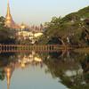 Озеро Кандоджи, Янгон