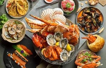 В Таиланде проходит Фестиваль морепродуктов
