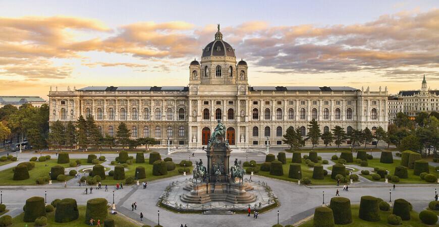 Имперская сокровищница Габсбургов в Вене