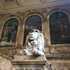 Бостонская библиотека, лев Яша. Экскурсия по Бостону с Ярославом Бондаренко.