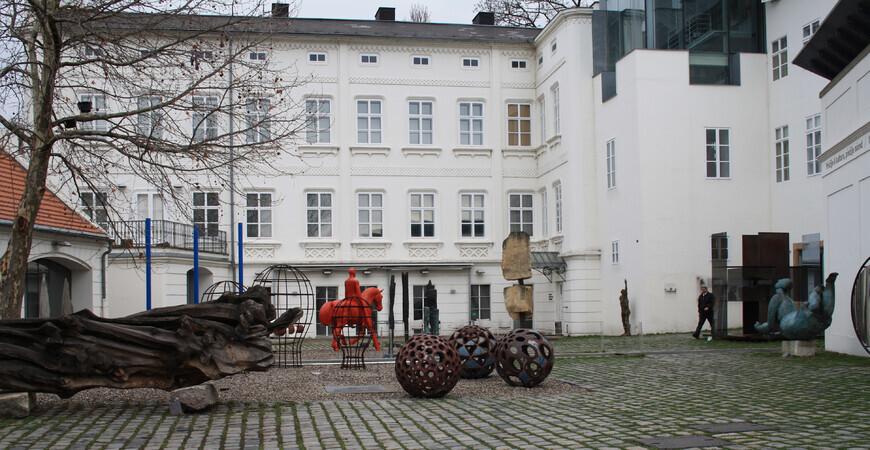 Музей «Кампа» в Праге