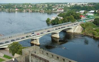 Пчёлы заблокировали эстонско-российскую границу