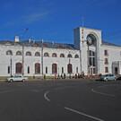 Железнодорожный вокзал Великого Новгорода