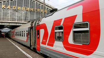 Поезд Калининград – Петербург будет прибывать на Московский вокзал вместо Витебского