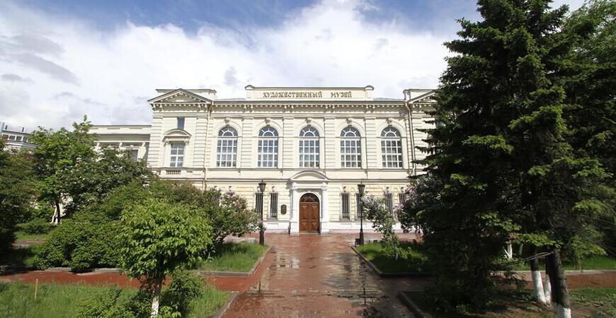 Художественный музей Сукачева