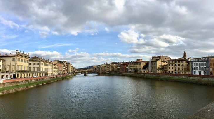 Как добраться из Римини во Флоренцию
