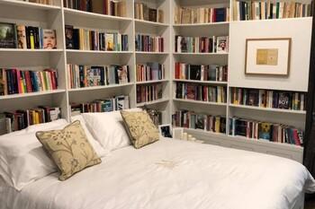 В Италии открылся первый отель для книголюбов