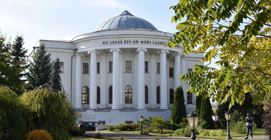 Анатомический театр Казанского медицинского университета