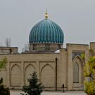 Медресе Муйи Муборак / Музей Корана Османа