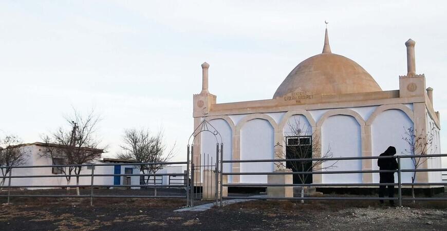 Мечеть Шопан-Ата