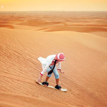 Сезон в ОАЭ - когда лучше отдыхать